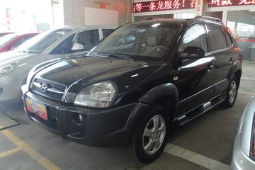 现代 途胜 2008款 2.0 GL 自动 舒适型前驱