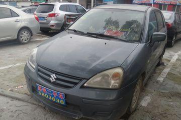铃木 利亚纳三厢 2006款 1.6 手动 DLX特别型