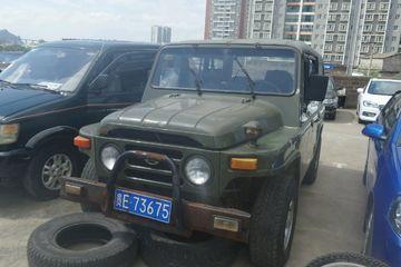 北汽制造 勇士 2008款 3.0T 手动 三门四驱柴油