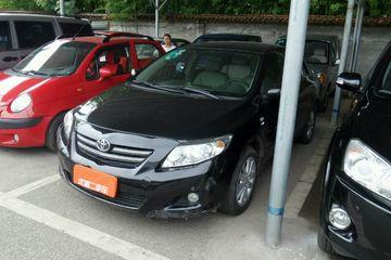 丰田 卡罗拉 2007款 1.8 自动 GLi
