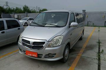 福田 蒙派克 2010款 2.0 手动 商务舱旗舰型