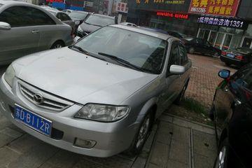 海马 福美来三厢 2005款 1.6 手动 舒适型