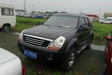 黄海 翱龙CUV 2006款 2.4 手动 舒适型后驱