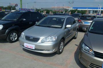 丰田 花冠 2005款 1.8 手动 GLX-I