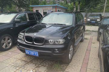 宝马 X5 2007款 3.0T 自动 四驱豪华型s