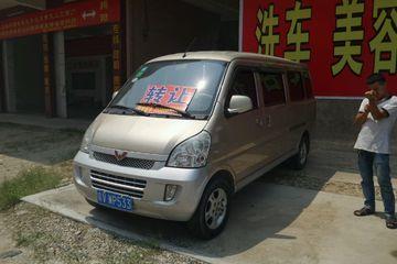 五菱 荣光 2013款 1.2 手动 标准型8座