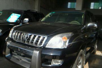 丰田 普拉多 2004款 4.0 自动 五门版VX