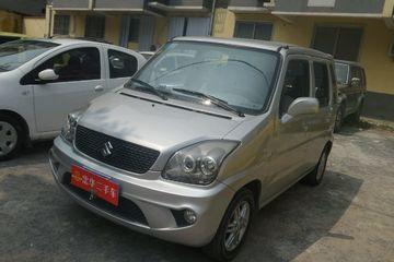 铃木 北斗星 2012款 1.4 手动 E标准型