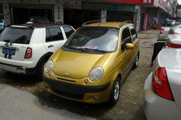 雪佛兰 乐驰 2006款 1.0 手动 标准型