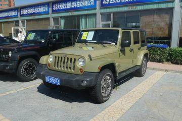 Jeep 牧马人 2013款 3.6 自动 四门版Rubicon