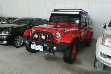 Jeep 牧马人 2012款 3.6 自动 四门版Sahara
