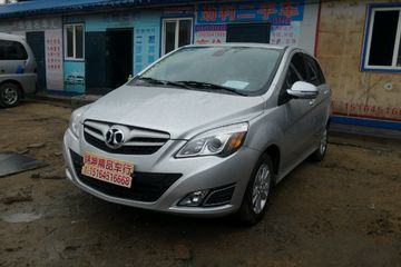 北京汽车 E系两厢 2013款 1.5 自动 乐天版