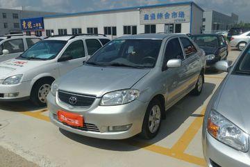 丰田 威驰 2004款 1.5 手动 GL