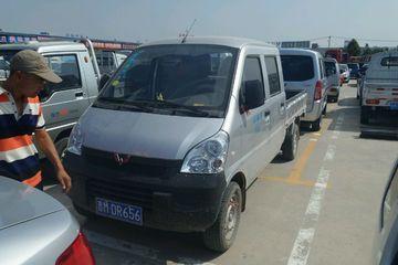 五菱 荣光小卡 2012款 1.5 手动 双排基本型后驱