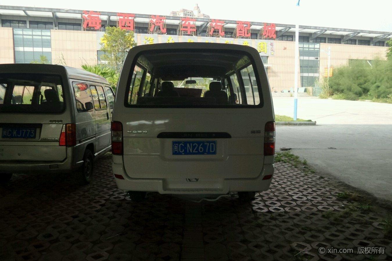 金杯 海狮 2011款 2.0 手动 第五代快运王豪华型4g19