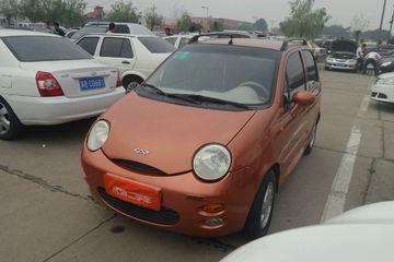 奇瑞 QQ3两厢 2007款 1.1 手动 舒适型