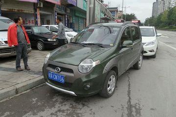 长城 迷你SUV 2010款 1.3 手动 精英型前驱