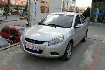 江淮 同悦三厢 2010款 1.3 手动 舒适型