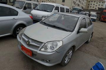 吉利 金刚三厢 2007款 1.5 手动 GLX豪华型