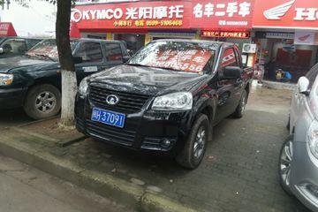 长城 风骏 2011款 2.8T 手动 公务版小双精英型两驱 柴油