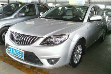 海马 福美来323三厢 2012款 1.6 手动 风尚版