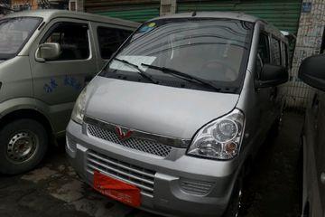 五菱 荣光 2012款 1.5 手动 加长基本型5-9座