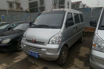 五菱 荣光 2012款 1.2 手动 舒适型8座
