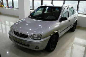 别克 赛欧 2003款 1.6 手动 SLX豪华型
