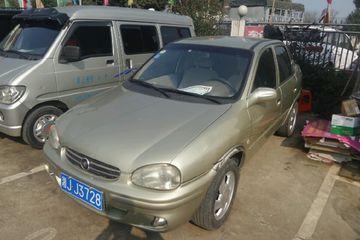 别克 赛欧 2003款 1.6 自动 SLX豪华型