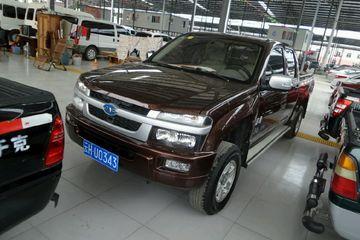 江淮 瑞铃 2014款 2.8T 手动 V1标准型大双排4DA12C四驱 柴油