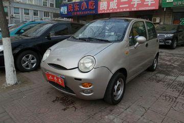 奇瑞 QQ3两厢 2006款 0.8 自动 都市丽人标准型