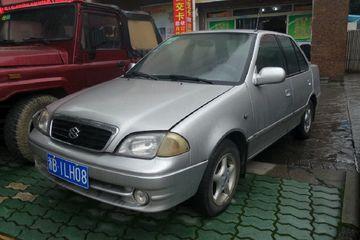 铃木 羚羊 2003款 1.3 手动 超值版