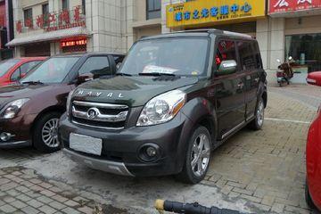 长城 哈弗M2 2010款 1.5 自动 精英型前驱