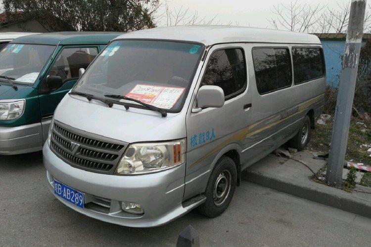福田 风景爱尔法 2006款 2.8t 手动 快运高顶9座 柴油
