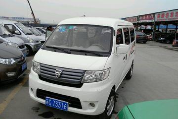 哈飞 骏意 2012款 1.0 手动 空调型