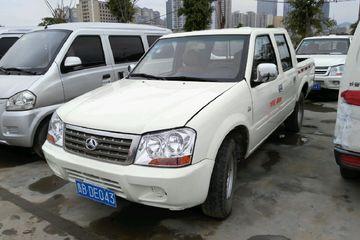 北汽制造 陆铃 2010款 2.2 手动 经济型低顶后驱