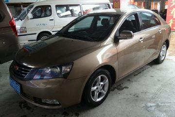帝豪 EC7三厢 2012款 1.8 手动 舒适型