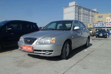 现代 伊兰特三厢 2005款 1.6 自动 标准型GL