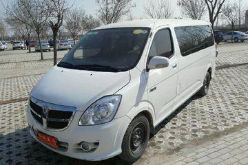 福田 蒙派克 2010款 2.4 手动 商务舱旗舰型