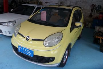 长安 奔奔 2010款 1.0 手动 MINI标准型