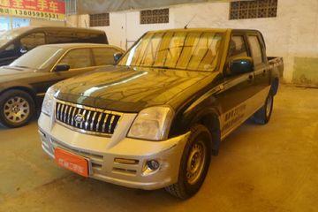 福迪 雄狮 2012款 2.5T 手动 NH1028D3 柴油