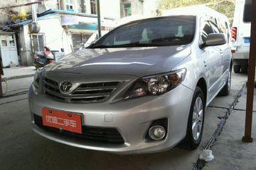 丰田 卡罗拉 2013款 1.6 手动 GL至酷特装版