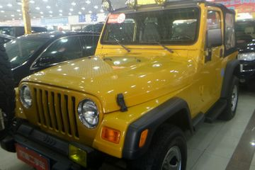 Jeep 牧马人 2008款 3.8 手动 Unlimited Sahara