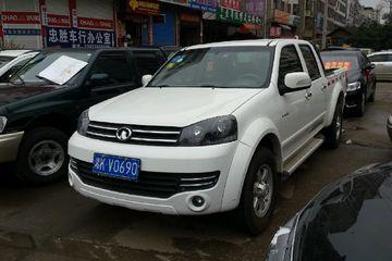 长城 风骏 2013款 2.8T 手动 欧洲大双排精英型后驱 柴油