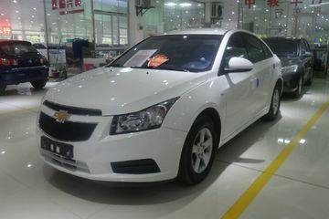 雪佛兰 科鲁兹三厢 2012款 1.6 手动 SE