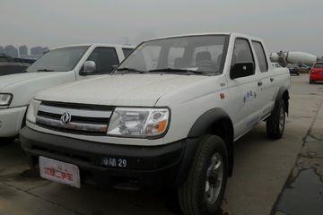 日产 锐骐皮卡 2012款 2.5T 手动 标准型后驱 柴油