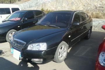 现代 伊兰特三厢 2006款 1.6 手动 标准型GL