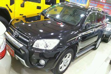 丰田 RAV4 2009款 2.4 自动 豪华导航型四驱