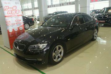 宝马 3系Coupe 2011款 2.5 自动 325i