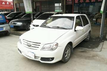天津一汽 夏利N3两厢 2012款 1.0 手动 标准型